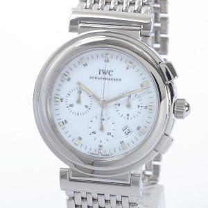 アイダブリュシー メンズ腕時計 ダヴィンチ IW3728 ステンレス 中古A品 1418361_新宿...