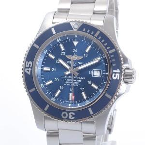 ブライトリング メンズ腕時計 スーパーオーシャン A17392D8/CA09 ステンレス 中古A品 ...