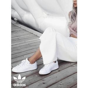 adidas ORIGINALS アディダス オリジナルス スニーカー スタンスミス STAN SMITH メンズ レディース ユニセックス 白 ホワイト 靴 ランニング シューズ S75104
