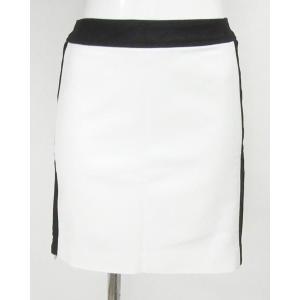 クリスティアクール Clistea coeur 白黒スカート 36|rodeogallery