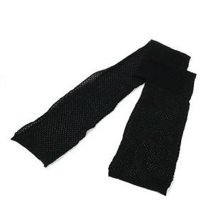 エフデ(ef-de)黒かぎ編みストール|rodeogallery