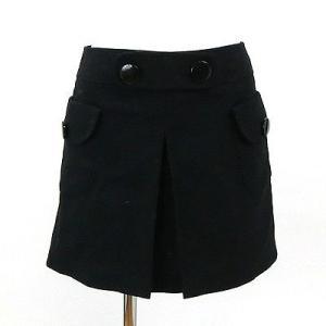 プライベートレーベル(PRIVATE LABEL)黒ラメ入りスカート|rodeogallery