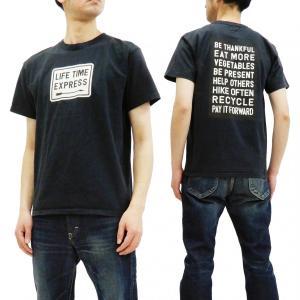 フェローズ Tシャツ PHERROWS 半袖Tシャツ 地下鉄サインボード 19S-PT7 S.ブラック 新品|rodeomatubara