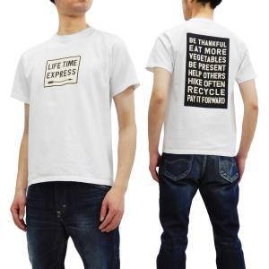 フェローズ 半袖Tシャツ PHERROWS Tシャツ 地下鉄サインボード 19S-PT7 白 新品|rodeomatubara