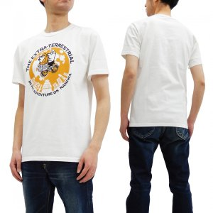 ステュディオダルチザン Tシャツ 9959A 名作映画パロディ ET柄 Studio D'artis...