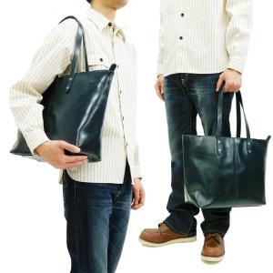 ソルト&シュガー レザートートバッグ SALT & SUGAR イタリアンレザー バッグ 鞄 PI-3243 ネイビー 新品|rodeomatubara