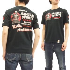 爆裂爛漫娘 半袖Tシャツ サムライスピリッツ12 B-R-M 爆烈 和柄 Tシャツ RMT-281 ...