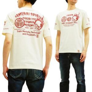 爆裂爛漫娘 Tシャツ B-R-M 爆烈 和柄 半袖Tシャツ サムライスピリッツ×家紋 RMT-294...