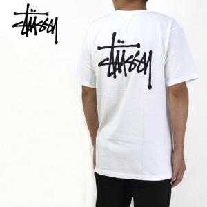 STUSSY ステューシー 半袖Tシャツ Basic Stussy Tee 19S1904339J