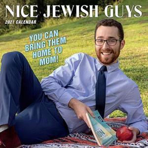 Nice Jewish Guys 2021 Calendar|rokufi