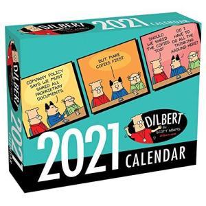 Dilbert 2021 Day-to-Day Calendar rokufi