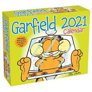 Garfield 2021 Day-to-Day Calendar rokufi