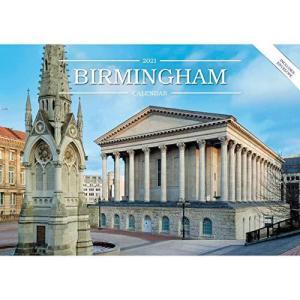 Birmingham A5 Calendar 2021 (A5 Regional)|rokufi