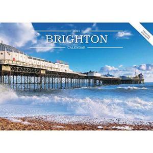 Brighton A5 Calendar 2021 (A5 Regional)|rokufi