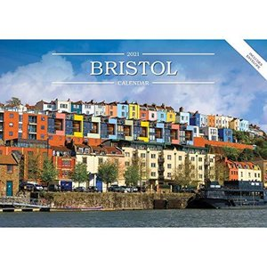 Bristol A5 Calendar 2021 (A5 Regional)|rokufi