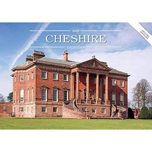 Cheshire A5 Calendar 2021 (A5 Regional)|rokufi