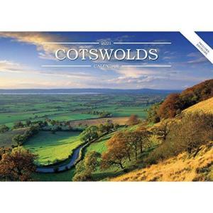 Cotswolds A5 Calendar 2021 (A5 Regional)|rokufi