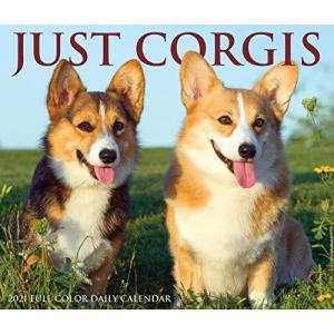 Just Corgis 2021 Calendar rokufi