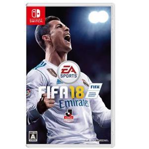 FIFA 18 Switch 送料無料 rokufi
