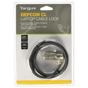 Targus ターガス DEFCON Cable Lock PA410B rokufi