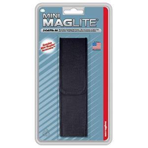 MAG-LITE(マグライト) 2AA用ライトケース BK AM2A056R rokufi