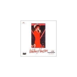 ライブ Whitney Houston Live In Concert [DVD] rokufi