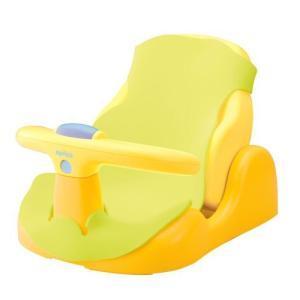 アップリカバスチェア 赤ちゃんの気持ち 生後2ヵ月頃から使用可 (パーツ取り外し可 & やわらかマット付) 91592|rokufi