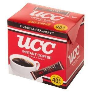UCC インスタントコーヒースティック 2g×40P|rokufi