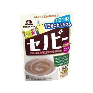 森永製菓 セノビー 180g×2個 [栄養機能食品] 1杯で1日分のカルシウム|rokufi