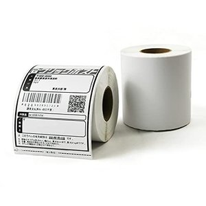 KOGLEEラベルシール サーマルラベルプリンター専用(2ロール700枚) 日本郵便クリックポスト/Amazon対応 A6サイズラベル105mm×148mm(4x6インチ) 対応ラベルシー|rokufi