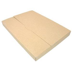 ポスト投函サイズ ダンボール梱包箱 3cm対応 ネコポス クリックポスト ゆうパケット 対応 A4サイズ 組立簡単 (10)|rokufi