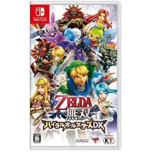 ゼルダ無双 ハイラルオールスターズ DX - Switch rokufi