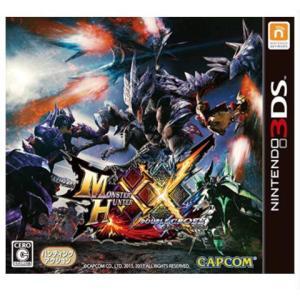 モンスターハンターダブルクロス - 3DS 送料無料