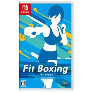 Fit Boxing フィットボクシング-Switch rokufi