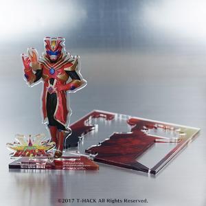 Knative Heroes アクリルフィギュア フェザートファイア〈郷熊戦煌ジュグリッター〉熊本県 rokumei-store