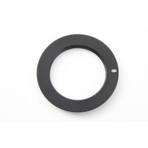 カメラ Sony NEX 用 超薄型 厚さ1mm M42 マウント レンズ アダプター RFIDケー...