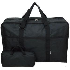 ボストンバッグ スポーツバッグ 出張 旅行鞄 大容量ポケッタブル収納ポーチ付き 2点セット|romanbag