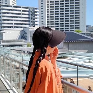 即納品 紫外線防止 サンバイザー UVカットキャップ レディース 夏に必需品 シンプル バイザー