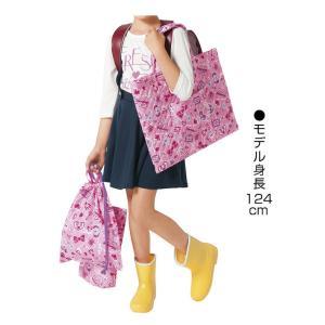 通園通学3点セット キルティングトートバッグ 体操着袋 上履き入れ|romanbag