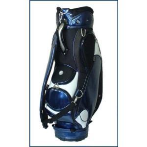 〔送料無料〕 50%Off高級感あふれるゴルフキャディバッグ|romanbag