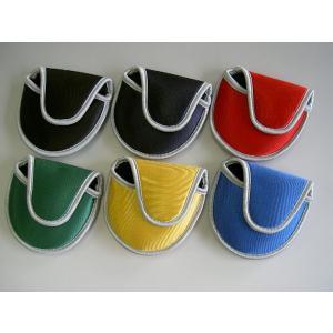 無印 マレット用 ゴルフパターカバー ラージサイズ メール便可|romanbag
