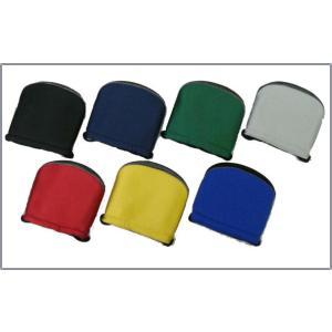 特価 無印 ゴルフアイアンカバー 厚手のスポンジ素材でクラブを保護|romanbag