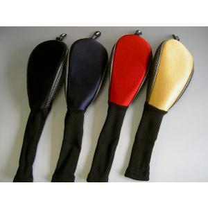 無印 460cc対応ゴルフヘッドカバー 大型ヘッドもらくらく収納 メール便可|romanbag