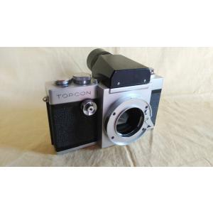 医療用特殊カメラのボデイです。トプコン35mm用です。研究している方にお勧めします。