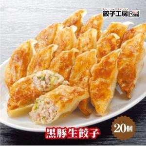 黒豚生餃子 鹿児島県産「黒豚」を贅沢に使用。ジューシーだけどしつこくない 化学調味料不使用、国産の野菜、豚肉、小麦を使用 自宅 ギフト 通販 お取り寄せ