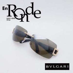 ブルガリ BVLGARI サングラス サングラス  プラスチック ブラウン系レンズ 中古 新入荷 おすすめ BV0085|ronde