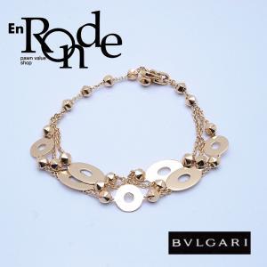 ブルガリ BVLGARI ブレスレットバングル ブレスレット ルチア K18 ゴールド 中古 新入荷 おすすめ|ronde