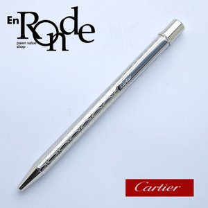カルティエ Cartier 筆記具 C ドゥ カルティエ ボールペン ST150185 シルバー 中古 新入荷 おすすめ 新着|ronde