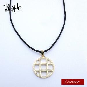 カルティエ Cartier ネックレスペンダント パシャ K18/ダイヤモンド 中古 おすすめ|ronde