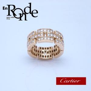 カルティエ Cartier 指輪リング パンテール K18YG/ダイヤ ゴールド 中古 新入荷 おすすめ CA0110|ronde